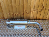 Freelander 1. 2.0 Td4 Performance Exhaust Back Box