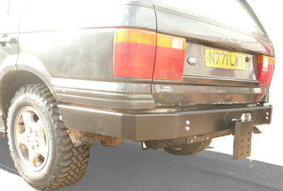 Range Rover P38 Heavy Duty Rear Bumper