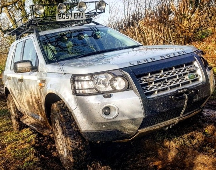 Freelander 2 Winch Mount