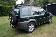 Freelander 1 Genuine G4 ladder