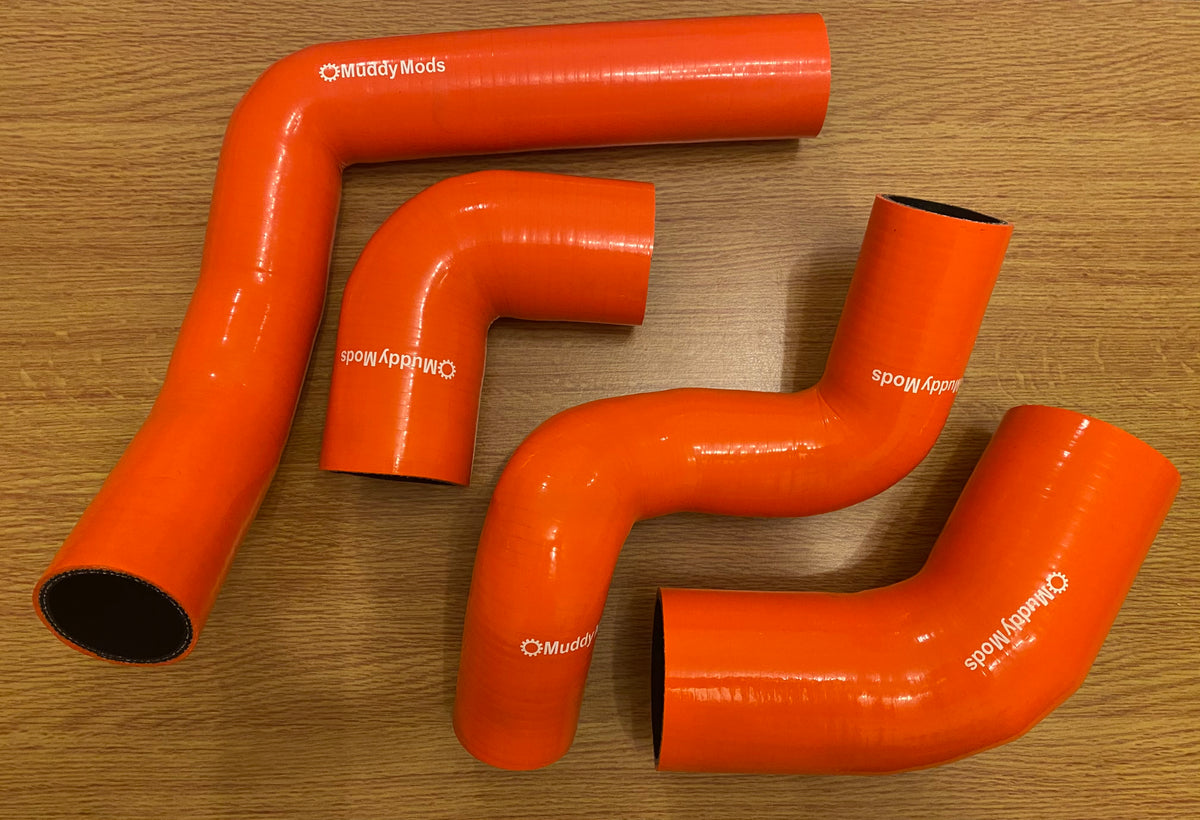 Td4 Pre Facelift Silicone Hoses (2001-2003)