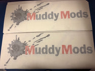 Muddy Mods Stickers