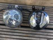 Freelander 2 LED Fog/DRL (day time running lamp) 2006 on.