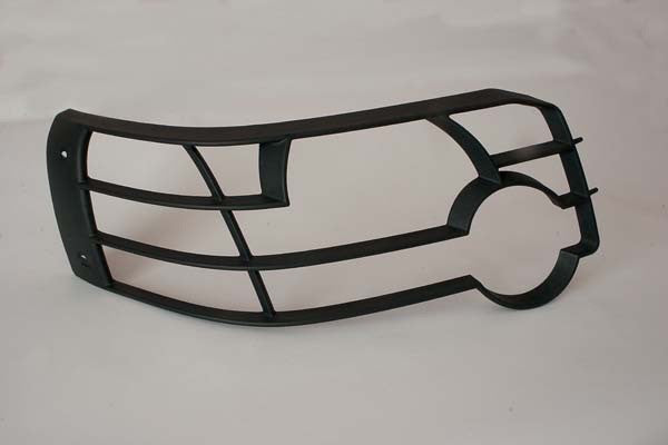 Freelander 1 Facelift Front Light Guards.