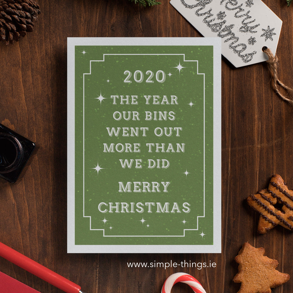 Christmas Cards 2020 - What a Year Huh!?