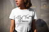 But first Prosecco,  Funny Unisex Slogan T-Shirt - SimpleThingsCards