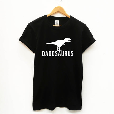 Dadosaurus, Funny fathers Slogan T-Shirt - SimpleThingsCards