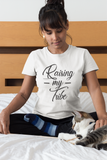 Raising My Tribe Slogan T-Shirt - SimpleThingsCards