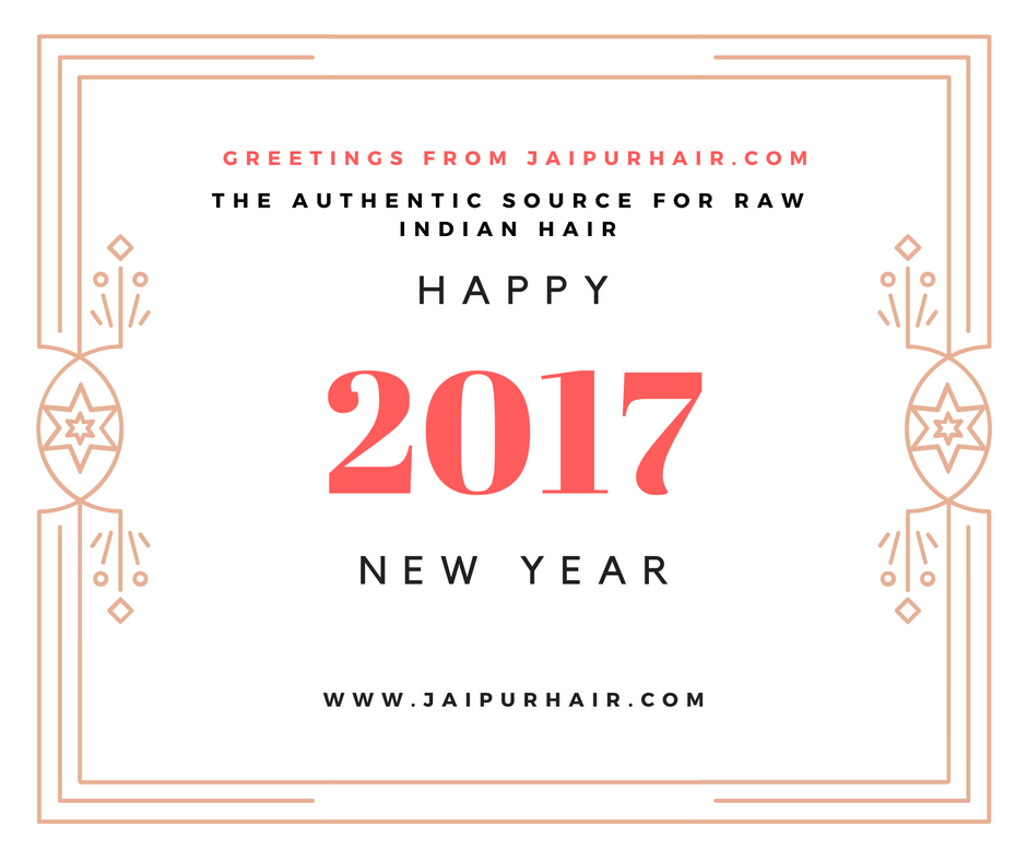 Happy New Year 2017 | Raw Indian Hair | Deals