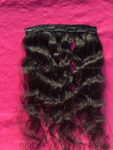 For Medium to Thick Hair 150g Set - Raw Indian Hair, Virgin Hair Extensions, Jaipur Hair