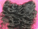 Raw Indian Curly Lace Frontal - Raw Indian Hair, Virgin Hair Extensions, Jaipur Hair