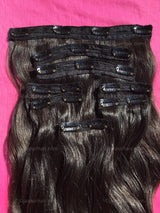 For the Thickest Hair 200g Set - Raw Indian Hair, Virgin Hair Extensions, Jaipur Hair