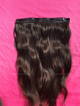 For Fine/Thin Hair Volume 100g Set - Raw Indian Hair, Virgin Hair Extensions, Jaipur Hair