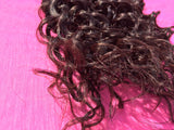 Hype Remy Tight Curly Bundle - Raw Indian Hair, Virgin Hair Extensions, Jaipur Hair