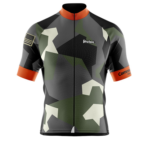 Cycling Jersey Commitment CAMOUFLAGE