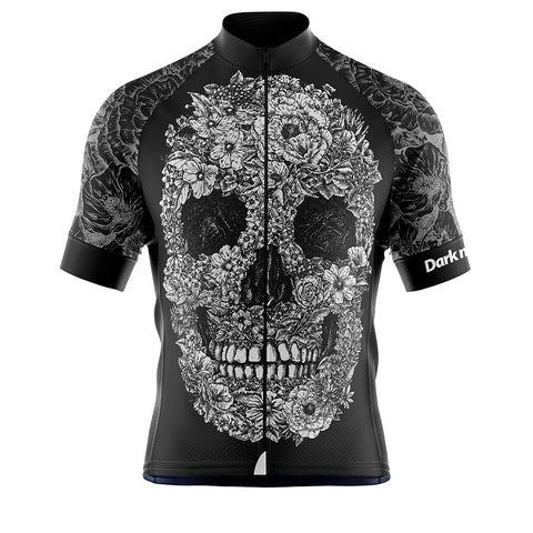 Cycling Jersey Dark Nature Black
