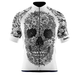 Dark Nature White Cycling Jersey