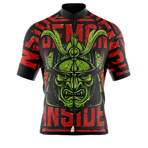 Cycling Jersey Demon Inside