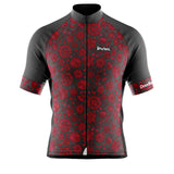Doodles Flower Cycling Jersey
