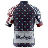 Heart Beat Marine Cycling Jersey