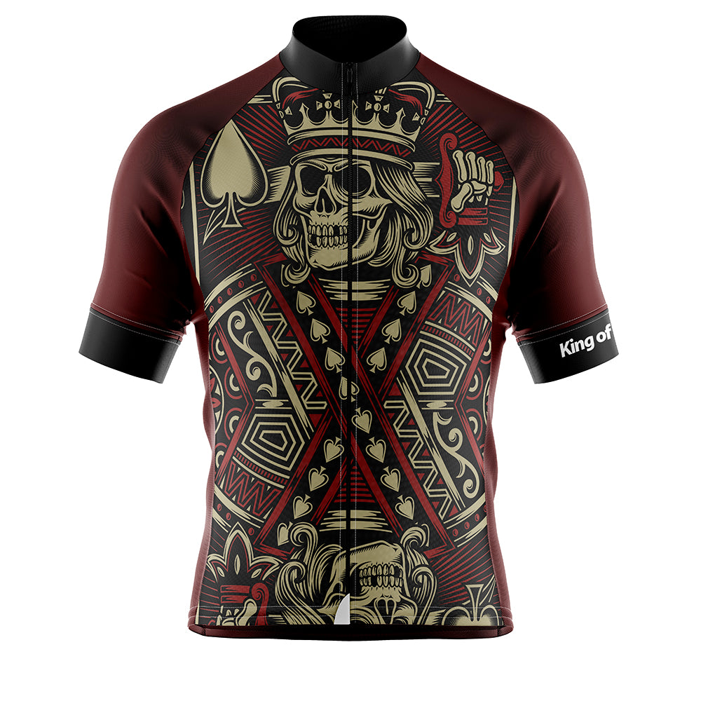 Cycling Jersey King of Spades