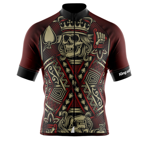 King of Spades Cycling Jersey