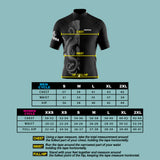 Tournesol Yellow Cycling Jersey