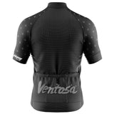 Pride & Honor BLACK/GREY Cycling Jersey