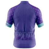 Cycling Jersey Pride & Honor PURPLE/AQUA