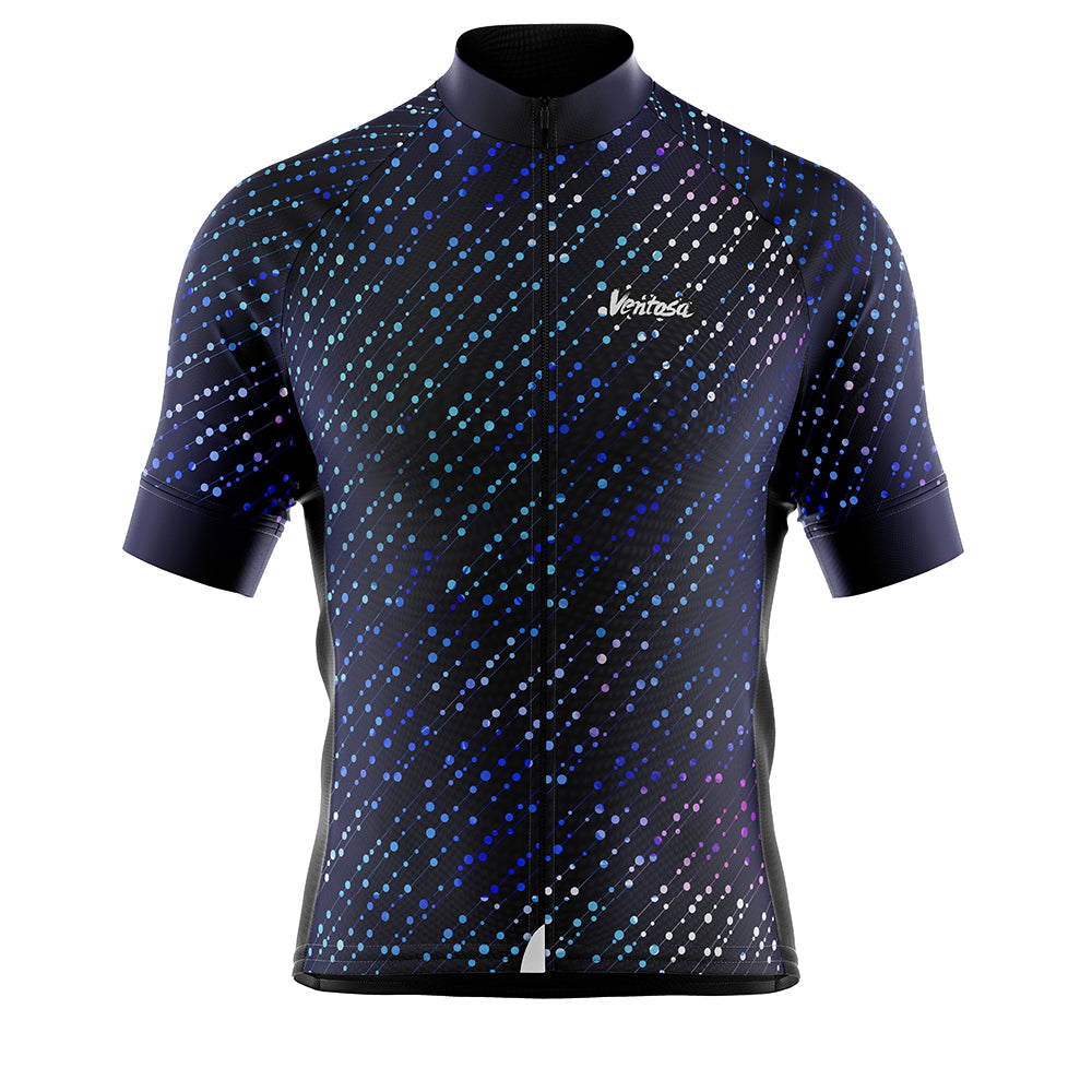 Timelapse Colors Cycling Jersey