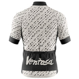 Timelapse White Cycling Jersey