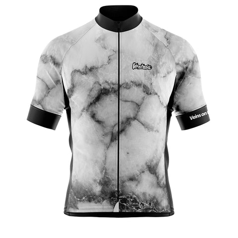 Cycling Jersey Veins on the Stone