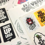 Ventosa Motivational Stickers
