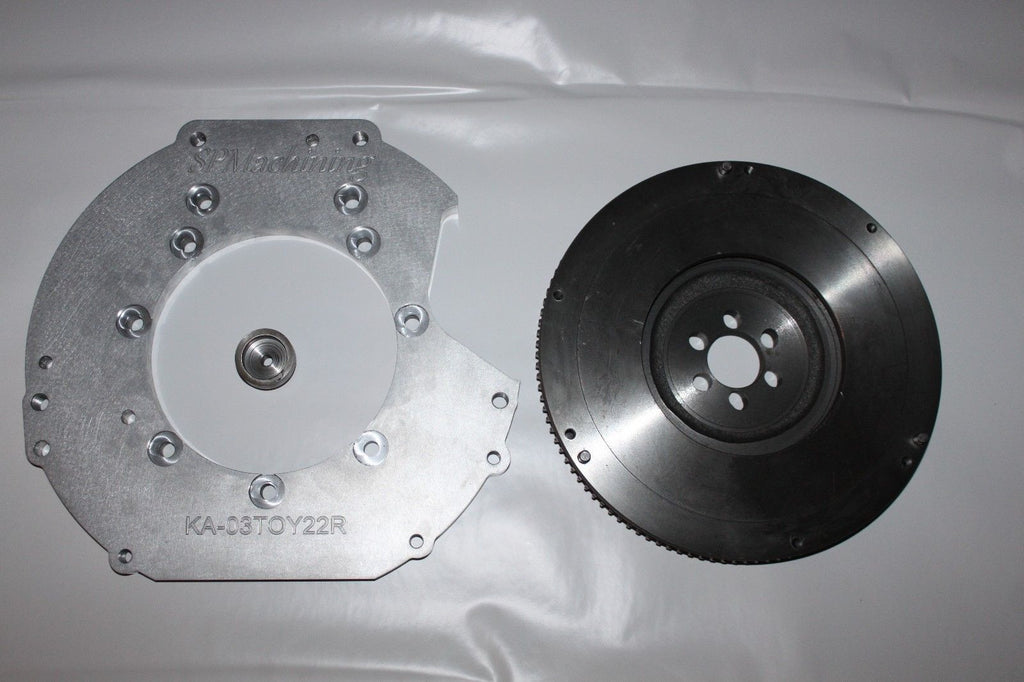 Toyota 22r adapter kit