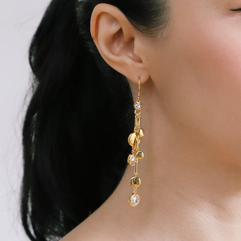 DAILY CHIC BUBBLE EARRINGS