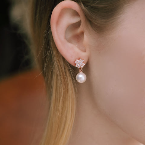 LUCKY CLOVER EARRINGS