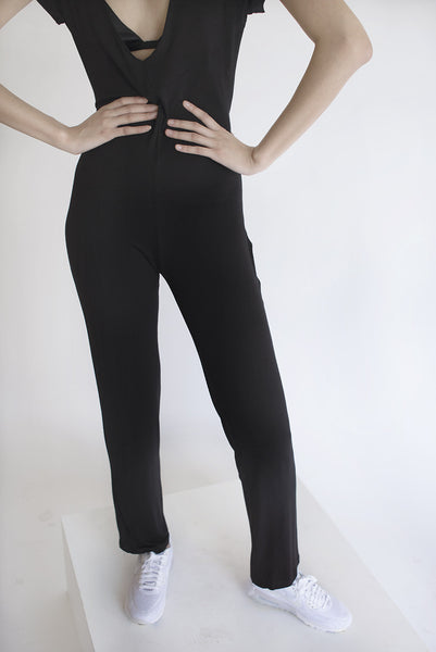 Home Catsuit w Cutout