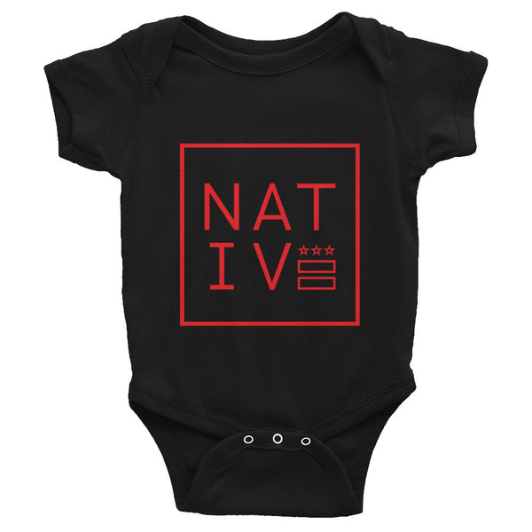 Young D.C. Native - Onesie