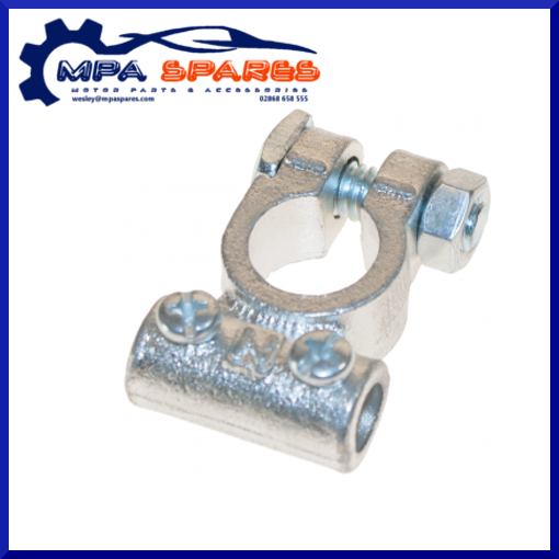 Heavy Duty Type Battery Terminal Up to 60mm² NEGATIVE