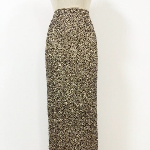 Serena Sequin Maxi Skirt