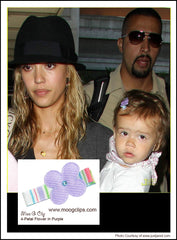Jessica Alba's Daughter Honor Marie