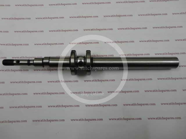 250501-91 main shaft pegasus w500 flatbed interlock (flatlock) machine