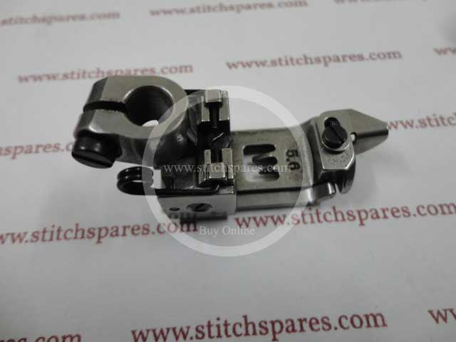 257468-56 pressuer foot pegasus flatbed interlock (flatlock) machine spare part