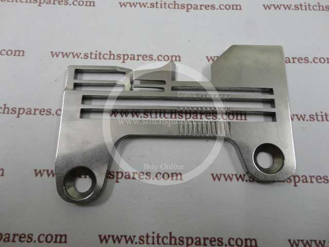 277505 needle plate pegasus overlock machine