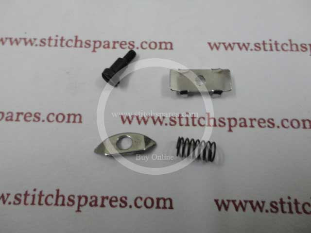 gkg27/gkg28/kg29 retainer set siruba 747k overlock machine spare part