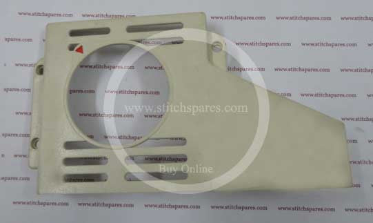 kc09f belt cover Siruba 747 overlock machine