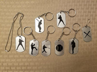 Baseball party favors! Set of 8