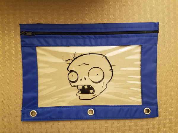 Plants vs. Zombies Pencil pouch - Back to school!