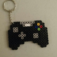 Xbox party favors - Set of 8 keychains or zipper pulls