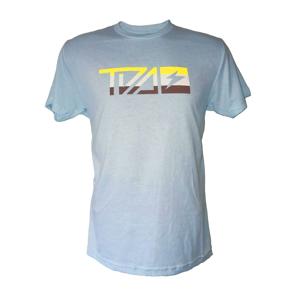 Ice Blue Logo Tee
